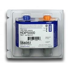 Fargo HDP5000 Full Colour Ribbon - YMCK - 500 Prints (FGO-84051)