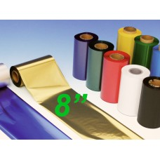 "Hot Quill Foil For Fine Arts 8"" x 200'"