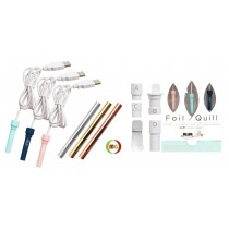 Foil Quill start kit Pen Tip & Foils  We R Memory Keepers