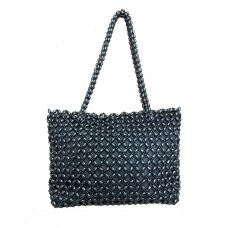 Fashion Beads Bag Limited Editon--Grey