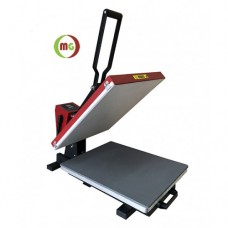 "16 X 20"" Heat Press (Flat )  w/ ""Pull-out"" Base Platen clamshell  Heavy Duty Sublimation Transfer in Portrait Style"