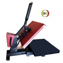 "16 X 24"" Heat Press (Flat )  w/ ""Pull-out"" or Fixed Base Platen  clamshell  Sublimation Transfer Style 2 models"