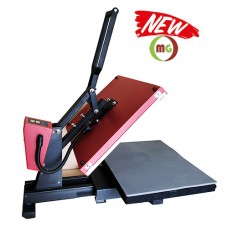 "16 X 24"" Heat Press (Flat )  w/ ""Pull-out"" Base Platen  clamshell  Heavy Duty Sublimation Transfer In Landscape Style"