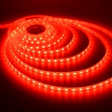 Red LED Strip Lights 16' -SMD5050
