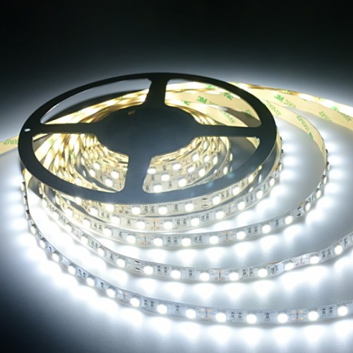 Ul listed led strip lights smd 5050use led ribbon strip lights warm white daylight led strip lights 16 feet smd5050 aloadofball Image collections