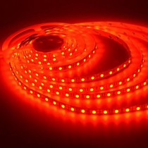 Red LED Strip Lights 16' -SMD2835
