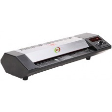 "Pouch laminators 13"" ( Hot / Cold) Table Top Heavy Duty Scaleless temperature adjustment"