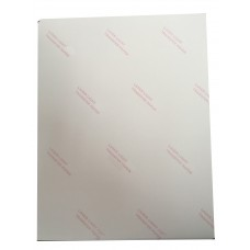 "25pcs Heat transfer Laser paper for light color fabric 8.5 x11""  or 11 x 17"""