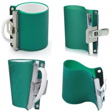 Heat Conductive Green Clip Wrap for 11oz,15oz, &12oz-latte
