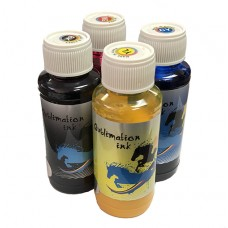 Coos Premium  Sublimation Inks  100ml HD for Epson printer