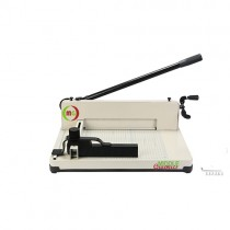 "17"" Manual High-End Guillotine Stack Paper Cutter Armed with Patents"