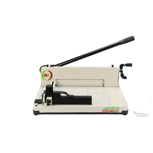 Stack Paper Cutter Guillotine Cutter Rotary Trimmer