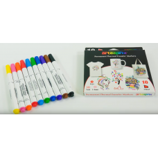 Artesprix™ Sublimation Permanent Transfer Markers - 10 Markers/pack