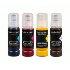 Sublisplash Sublimation Inks for EcoTank Printers