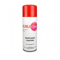 Subli Glaze™ Opaque White Base sublimation Coating 13.5 oz (400ml)