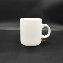 3.5oz  Espresso Sublimation Pure White Cup