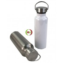 750ml Sublimated Vacuum Flask Stainless Steel double wall Water Bottle