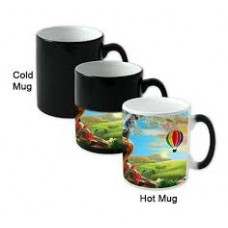 11oz Sublimated Magic Mugs  Full Color Changing