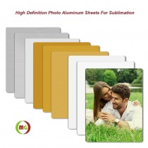 Sublimation HD Photo Aluminium Sheet 10pcs/pack