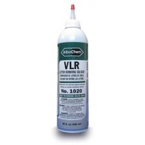 VLR® Vinyl Letter Removing Solvent, Most powerful vinyl & residues remover