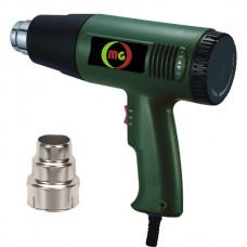 Heat Gun Shrink Hot Air Temperature Gun with 1 Nozzles Power Tool 650° 1800W  110V