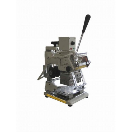 Manual Hot Foil Stamping Machine Pvc Card Tipper Middle